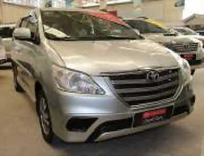 Bán xe ô tô Toyota Innova 2.0E 2015 giá 600 Triệu
