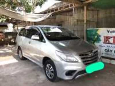 Bán xe ô tô Toyota Innova 2.0E 2015 giá 605 Triệu