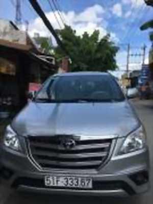 Bán xe ô tô Toyota Innova 2.0E 2015 giá 610 Triệu quận gò vấp