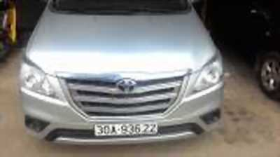 Bán xe ô tô Toyota Innova 2.0E 2015 giá 620 Triệu