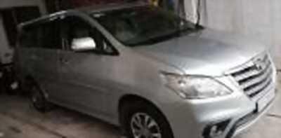 Bán xe ô tô Toyota Innova 2.0E 2015 giá 630 Triệu quận bình thạnh