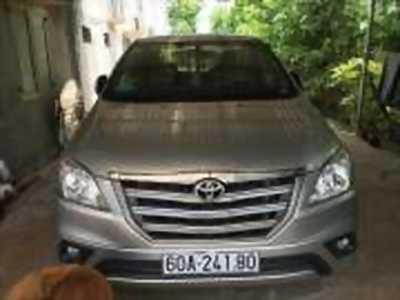 Bán xe ô tô Toyota Innova 2.0E 2015 giá 650 Triệu