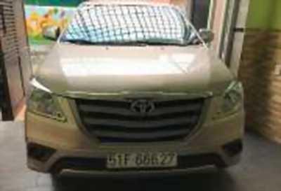 Bán xe ô tô Toyota Innova 2.0E 2016 giá 635 Triệu