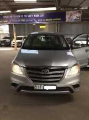 Bán xe ô tô Toyota Innova 2.0E 2016 giá 636 Triệu