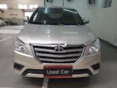 Bán xe ô tô Toyota Innova 2.0E 2016 giá 645 Triệu huyện bình chánh