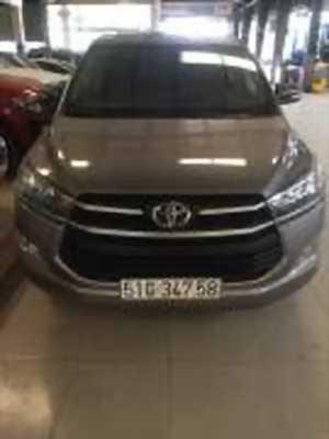 Bán xe ô tô Toyota Innova 2.0E 2017 giá 723 Triệu quận phú nhuận