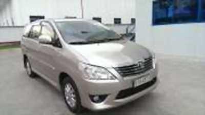 Bán xe ô tô Toyota Innova 2.0G 2013 giá 530 Triệu
