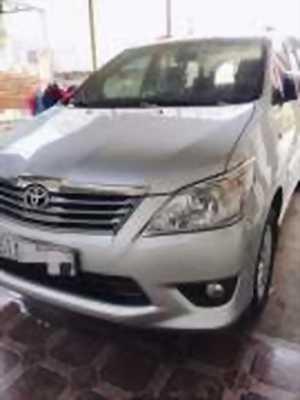 Bán xe ô tô Toyota Innova 2.0G 2013 giá 557 Triệu