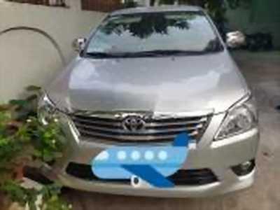 Bán xe ô tô Toyota Innova 2.0G 2014 giá 550 Triệu