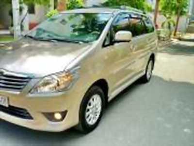 Bán xe ô tô Toyota Innova 2.0G 2014 giá 596 Triệu