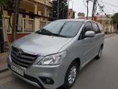 Bán xe ô tô Toyota Innova 2.0G 2014 giá 615 Triệu