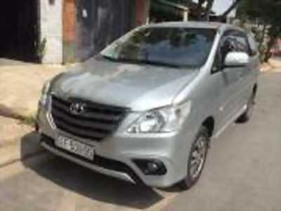 Bán xe ô tô Toyota Innova 2.0G 2015 giá 620 Triệu
