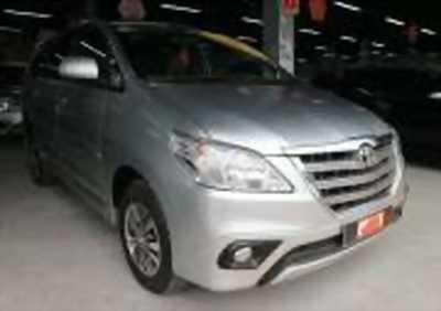 Bán xe ô tô Toyota Innova 2.0G 2015 giá 670 Triệu quận phú nhuận
