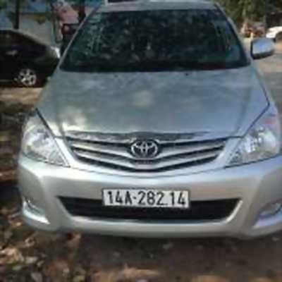 Bán xe ô tô Toyota Innova 2.0MT 2010 giá 360 Triệu