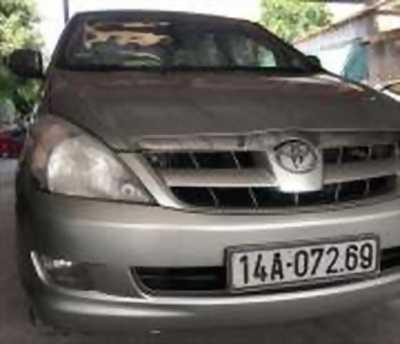 Bán xe ô tô Toyota Innova G 2007 giá 342 Triệu