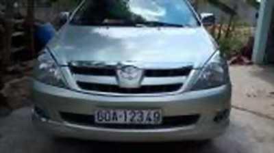Bán xe ô tô Toyota Innova G 2007 giá 365 Triệu