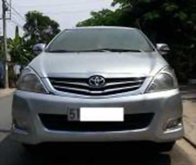 Bán xe ô tô Toyota Innova G 2008 giá 315 Triệu