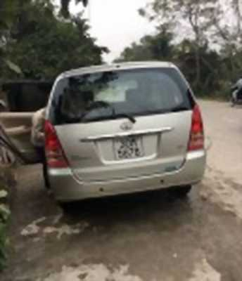 Bán xe ô tô Toyota Innova G 2008 giá 358 Triệu