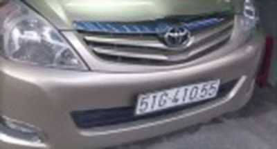 Bán xe ô tô Toyota Innova G 2009 giá 388 Triệu