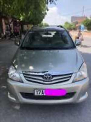 Bán xe ô tô Toyota Innova G 2009 giá 395 Triệu