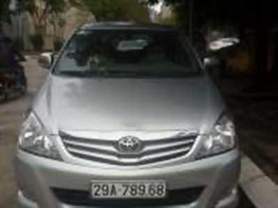 Bán xe ô tô Toyota Innova G 2009 giá 460 Triệu