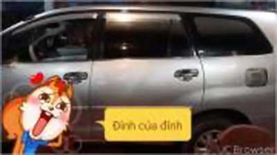 Bán xe ô tô Toyota Innova G 2010 giá 400 Triệu