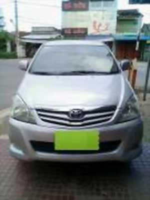 Bán xe ô tô Toyota Innova G 2010 giá 425 Triệu