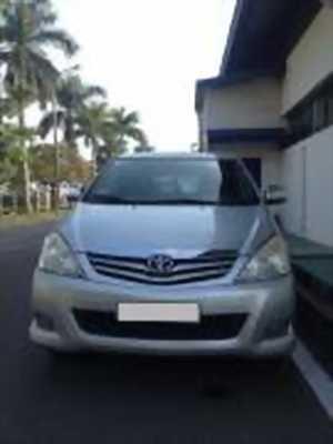 Bán xe ô tô Toyota Innova G 2010 giá 438 Triệu