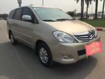 Bán xe ô tô Toyota Innova G 2011 giá 425 Triệu