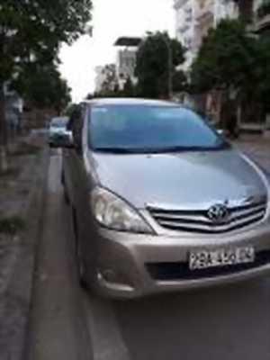Bán xe ô tô Toyota Innova G 2011 giá 485 Triệu