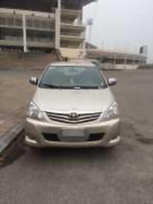 Bán xe ô tô Toyota Innova G 2012 giá 428 Triệu