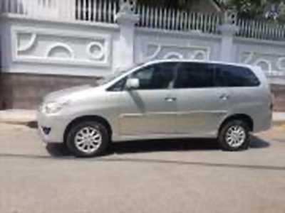 Bán xe ô tô Toyota Innova G 2012 giá 480 Triệu