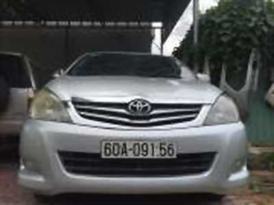 Bán xe ô tô Toyota Innova J 2008 giá 250 Triệu