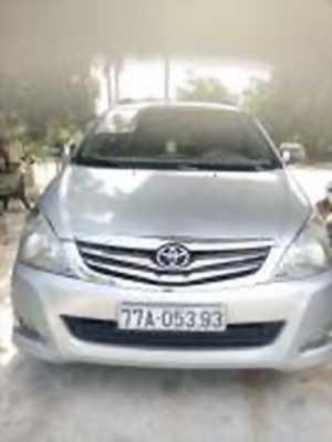 Bán xe ô tô Toyota Innova J 2008 giá 295 Triệu