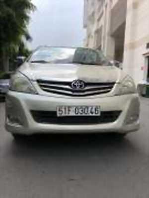 Bán xe ô tô Toyota Innova V 2008 giá 445 Triệu