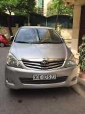 Bán xe ô tô Toyota Innova V 2010 giá 470 Triệu