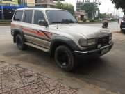 Bán xe ô tô Toyota Land Cruiser 4.2 MT 1992 giá 215 Triệu