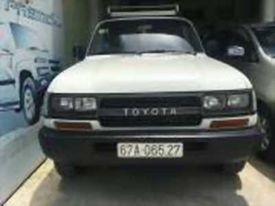 Bán xe ô tô Toyota Land Cruiser 4.2 MT 1992 giá 260 Triệu