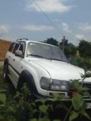 Bán xe ô tô Toyota Land Cruiser 4.2 MT 1992 giá 280 Triệu