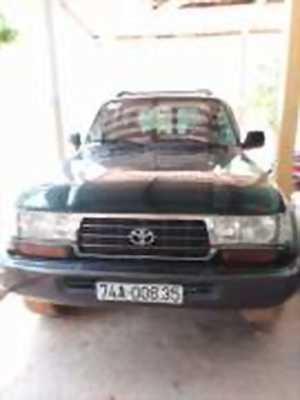 Bán xe ô tô Toyota Land Cruiser 4.5 MT 1997 giá 185 Triệu
