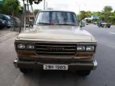 Bán xe ô tô Toyota Land Cruiser BJ60 3.4 MT 1989