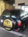 Bán xe ô tô Toyota Land Cruiser GX 4.5 2001 giá 310 Triệu