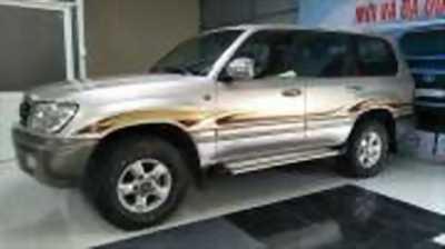 Bán xe ô tô Toyota Land Cruiser GX 4.5 2001 giá 325 Triệu