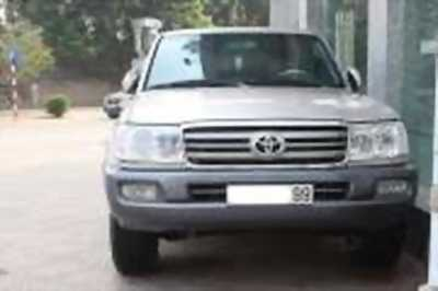 Bán xe ô tô Toyota Land Cruiser GX 4.5 2002 giá 345 Triệu