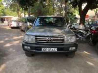 Bán xe ô tô Toyota Land Cruiser GX 4.5 2005 giá 625 Triệu