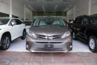 Bán xe ô tô Toyota Sienna Limited 3.5 2018 tại Bắc giang