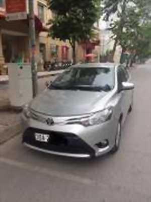 Bán xe ô tô Toyota Vios 1.3J 2014 giá 408 Triệu