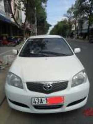 Bán xe ô tô Toyota Vios 1.5 MT 2008 giá 265 Triệu