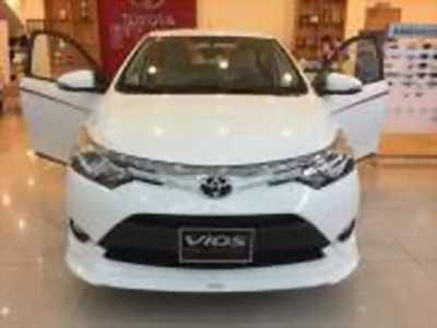 Bán xe ô tô Toyota Vios 1.5 TRD 2018 giá 570 Triệu