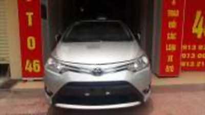 Bán xe ô tô Toyota Vios 1.5E 2014 giá 440 Triệu quận ba đình